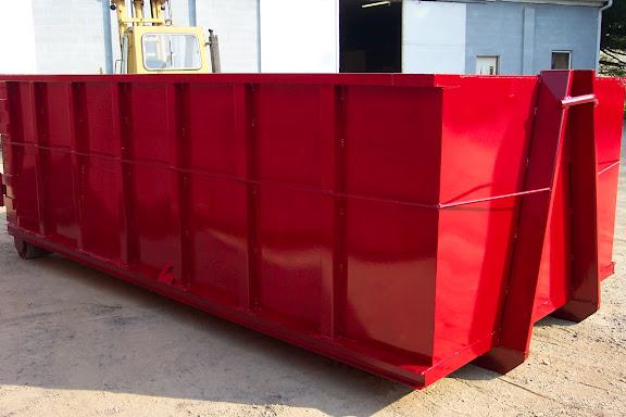 Hook Lift Containers Friesen S Welding